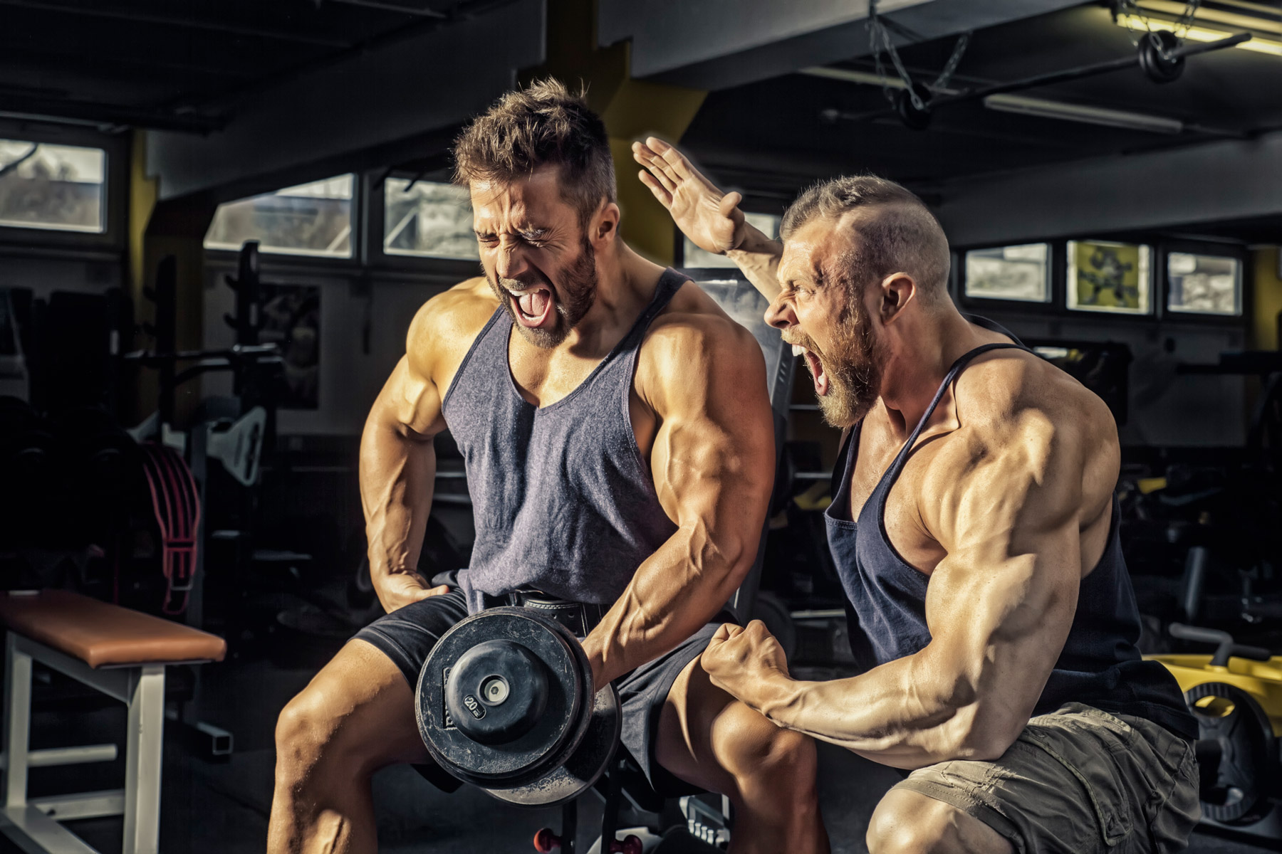 20 signalen dat je personal trainer er niets van bakt
