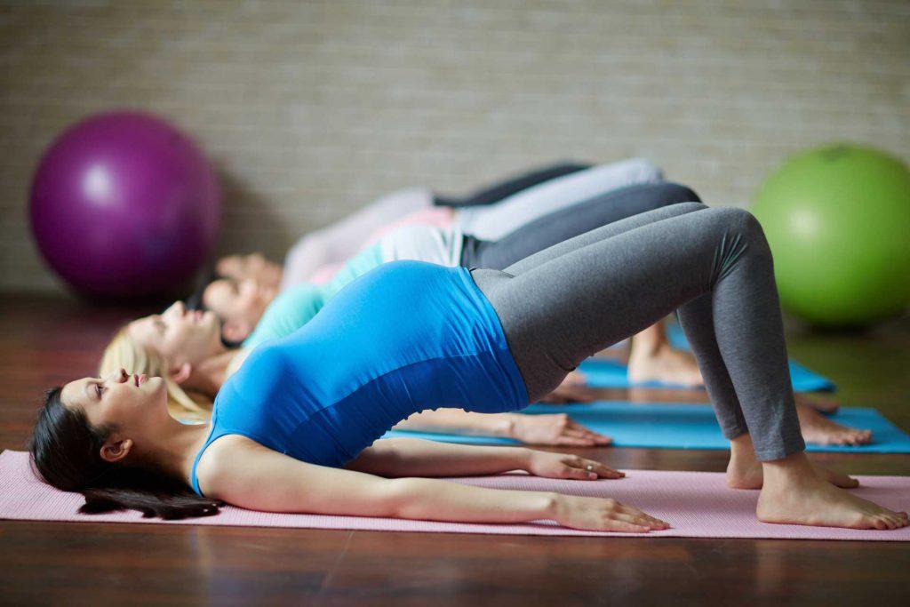 fitness zwanger