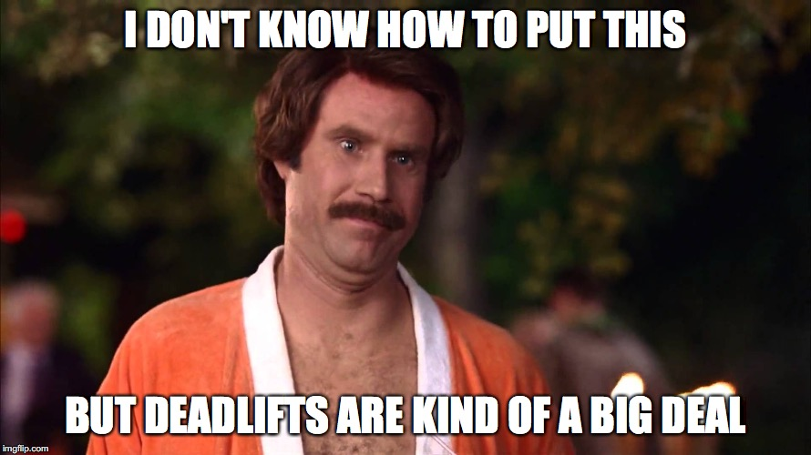 deadlifts meme